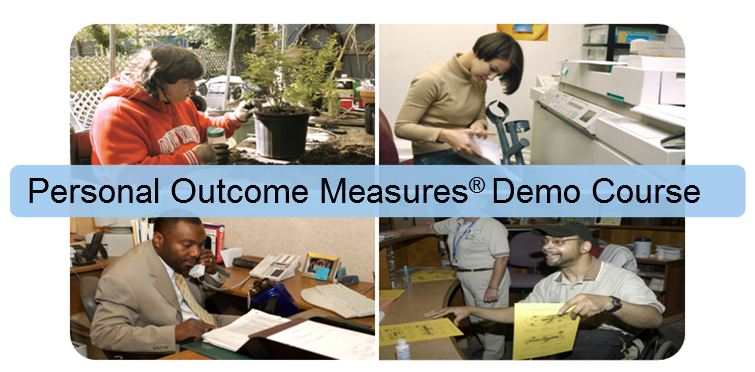 Personal Outcome Measures